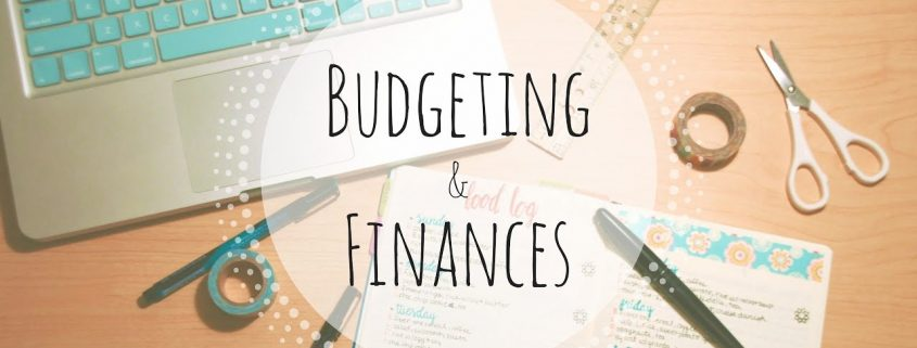 Budgeting & Finances